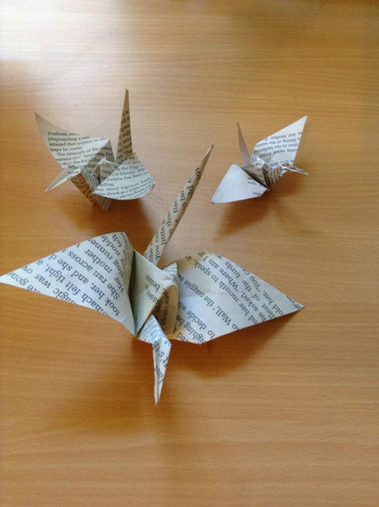 My bird talismans