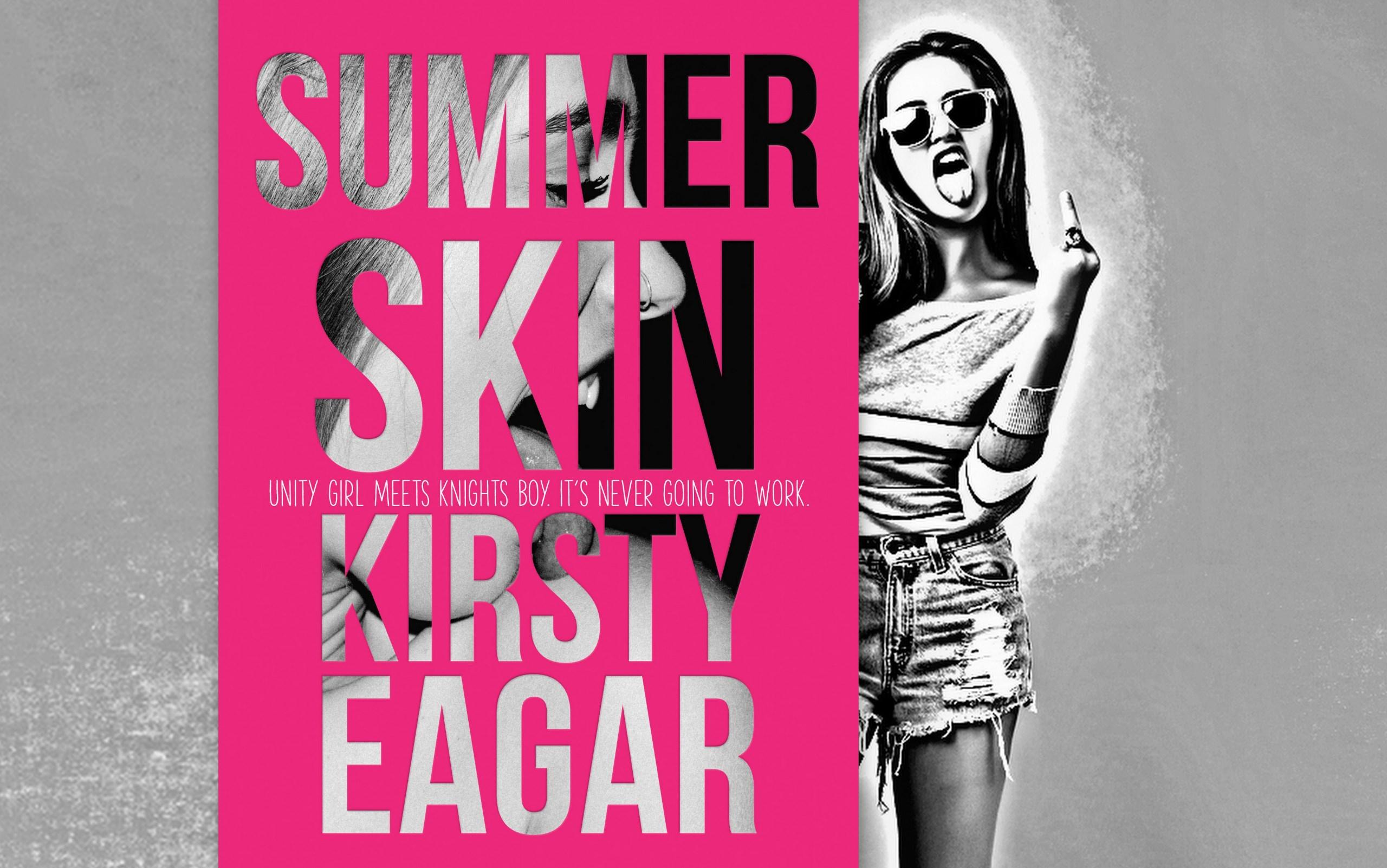 Summer Skin April 2016