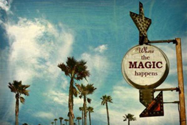 Where the magic happens thumbnail