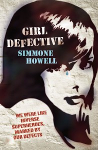 girl defective cover