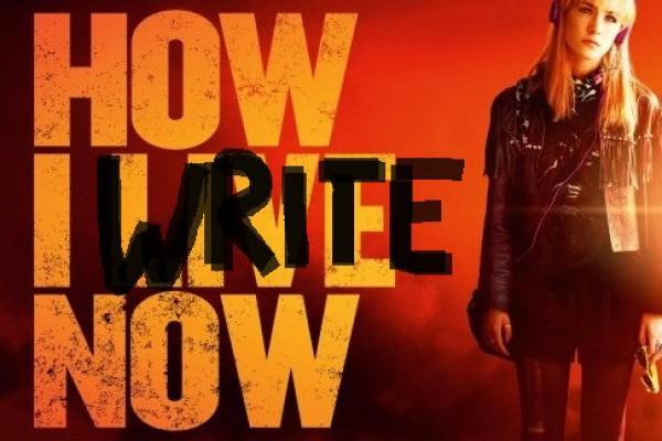 how i write now 2